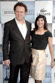 John C. Reilly and Alison Dickey  at the 2009 Film Independent's Spirit Awards. Santa Monica Pier, Santa Monica, CA. 02-21-09