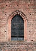 Medieval window poster