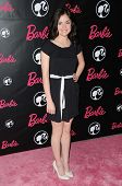 Lucy Hale at Barbie's 50th Birthday Party. Barbie's Real-Life Malibu Dream House, Malibu, CA. 03-09-09