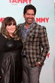 LOS ANGELES - JUN 30:  Melissa McCarthy, Adrian Grenier at the