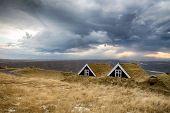 Iceland Turf Houses