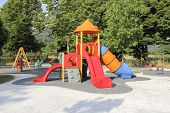 image of swingset  - Children - JPG
