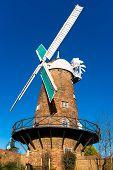 Green's Windmill in Sneinton Nottinghamshire England.