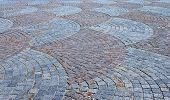 Cobbled Pavement