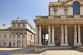 LONDON, UK - MAY 15, 2014: LONDON, UK - MAY 15, 2014: Classic Architecture of British empire period,