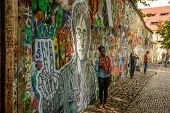 John Lennon Wall