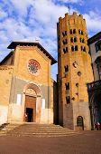 Medieval Italian church
