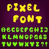 Pixel Game Font
