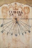 Cluny Abbey sundial