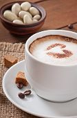 Cup of latte