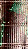 Old Metal Screen 1