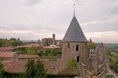 Carcassone Tower
