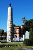 Mariners Monument, Seville.