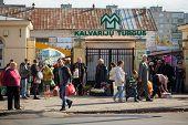 Kalvariju Market