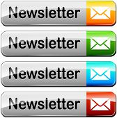 Four Newsletter Buttons