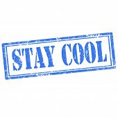 Stay Cool-stamp