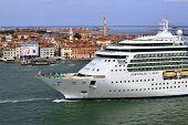 Venice, Cruise Ship