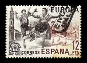 La Jota - Spanish Folk Dance From Aragon, Spain