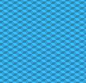 Seamless cube pattern