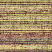 Old antique texture or background. With different color patterns: purple (violet); brown; yellow; gray