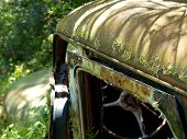 Parts Of Scrap Car