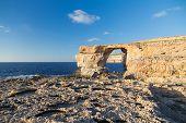 foto of gozo  - Azure Window - JPG
