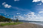 Beach in Timor Leste