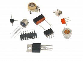 image of rectifier  - Powerful semi - JPG