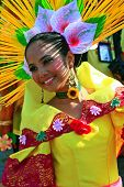 MANILA, PHILIPPINES 24:Aliwan Festival, a yearly parade that features the cultural festivals that co