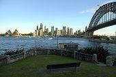 Sydney Landmarks poster
