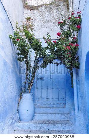 Medina Of Chefchaouen Morocco Chefchaouen