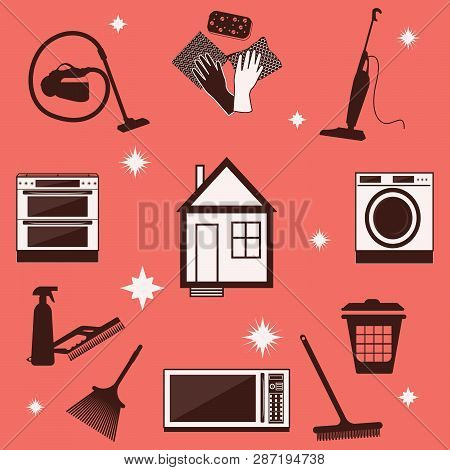 Cleaning Products And Household Appliances