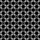 Sem costura padrão geométrico do cruzado.
