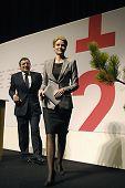 Denmark_pm Helle Thorning-schimdit  & President Barroso