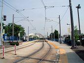 Lightrail Tracks
