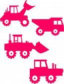 Vector Trucks & Tractors