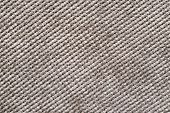 Fabric Texture Or Fabric Background. Gray Colors Fabric. Natural Fabric. Fabric Cloth Background. Fa poster
