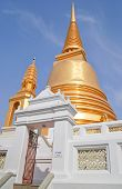 Golden Chedi In Bangkok