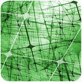 Green Scientific Texture