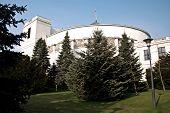 foto of polonia  - Seym building in Warsaw Poland  - JPG