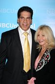 LOS ANGELES - JAN 6:  Lou Ferrigno arrives at the NBC Universal All-Star Winter TCA Party at The Ath