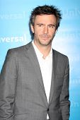 LOS ANGELES - JAN 6:  Jack Davenport arrives at the NBC Universal All-Star Winter TCA Party at The A