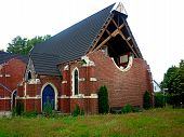 stock photo of purlin  - A church - JPG