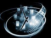 Tiempo de coordenadas