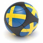 Swedish soccer ball