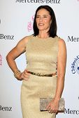 LOS ANGELES - OCT 20:  Mimi Rogers arrives at  the 26th Carousel Of Hope Ball at Beverly Hilton Hote