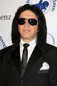 LOS ANGELES - OCT 20:  Gene Simmons arrives at  the 26th Carousel Of Hope Ball at Beverly Hilton Hot