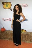 LOS ANGELES - OCT 21: Madison Pettis at the Camp Ronald McDonald for Good Times 20th Annual Halloween Carnival at the Universal Studios Backlot on October 21, 2012 in Los Angeles, California