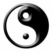 Futuristic Yin Yang