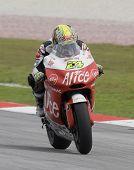 2008 Spanish Toni Elias Of Alice Team